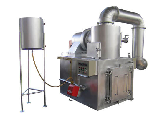 garbage combustion furnace machine