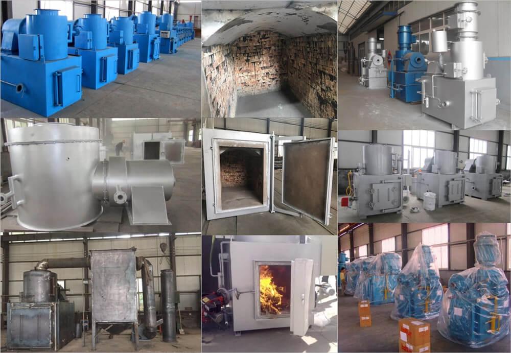 medical garbage household waste incinerator details