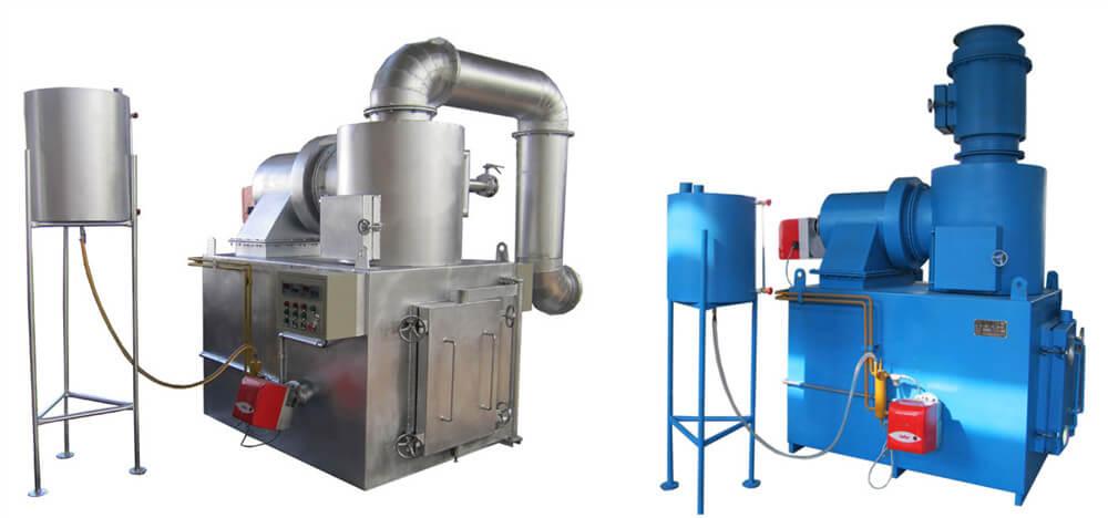 medical waste incinerator