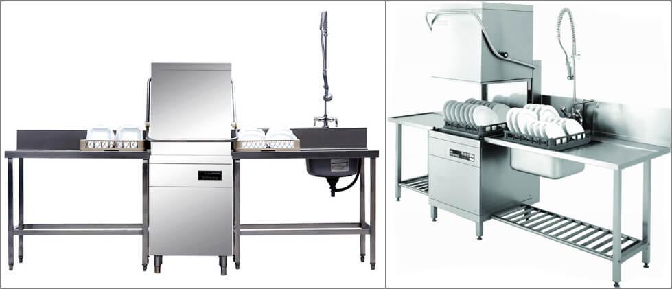 industrial dishwasher machine
