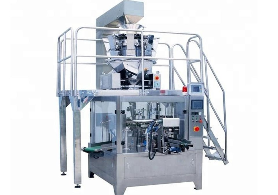 Automatic Bag-given Packaging Machines