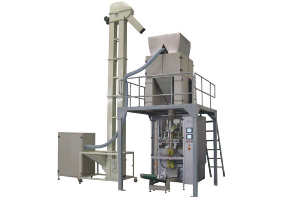 Automatic Granule Packaging Equipment