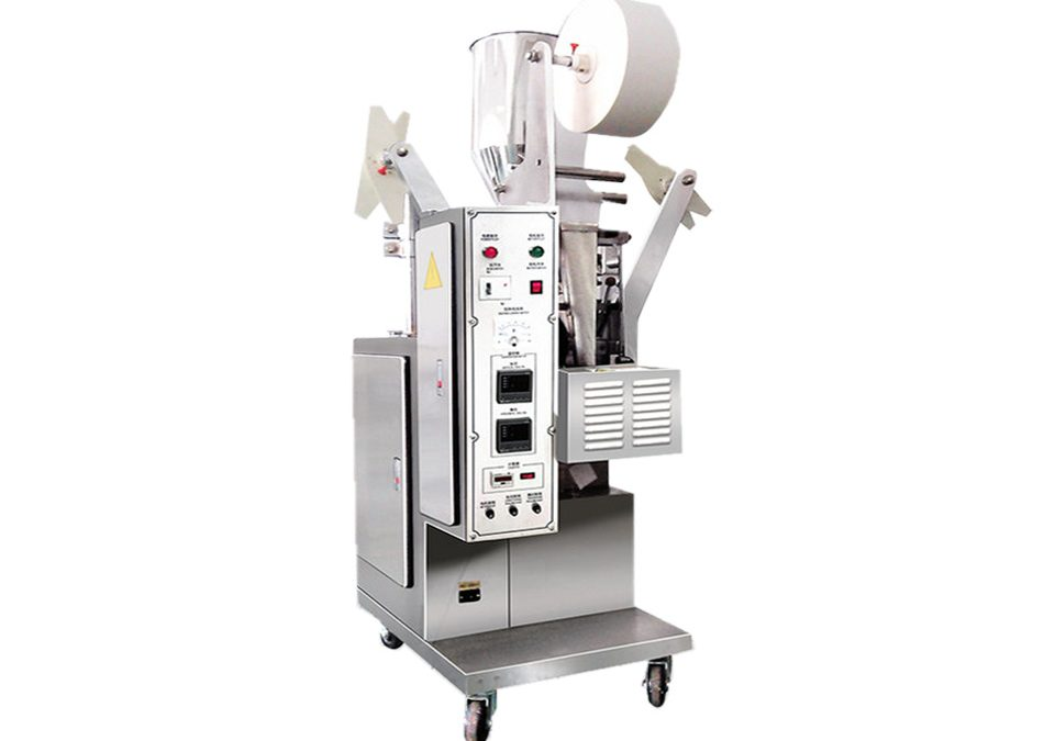 Automatic Teabag Packaging Machine