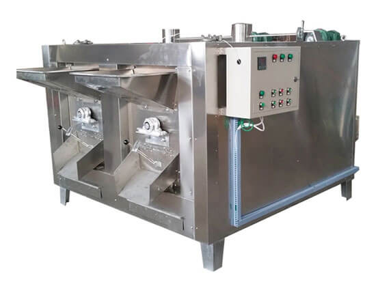 Commercial Nut Roaster