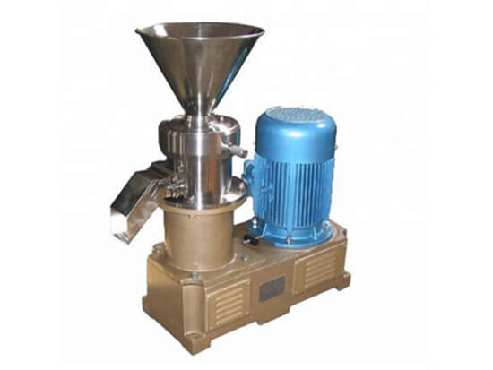 Commercial automatic paste grinding machine