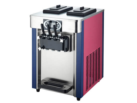 Countertop Soft Serve Ice Cream Machine for sale