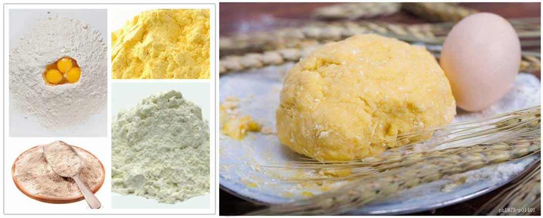 Flour Mixing Machine Application