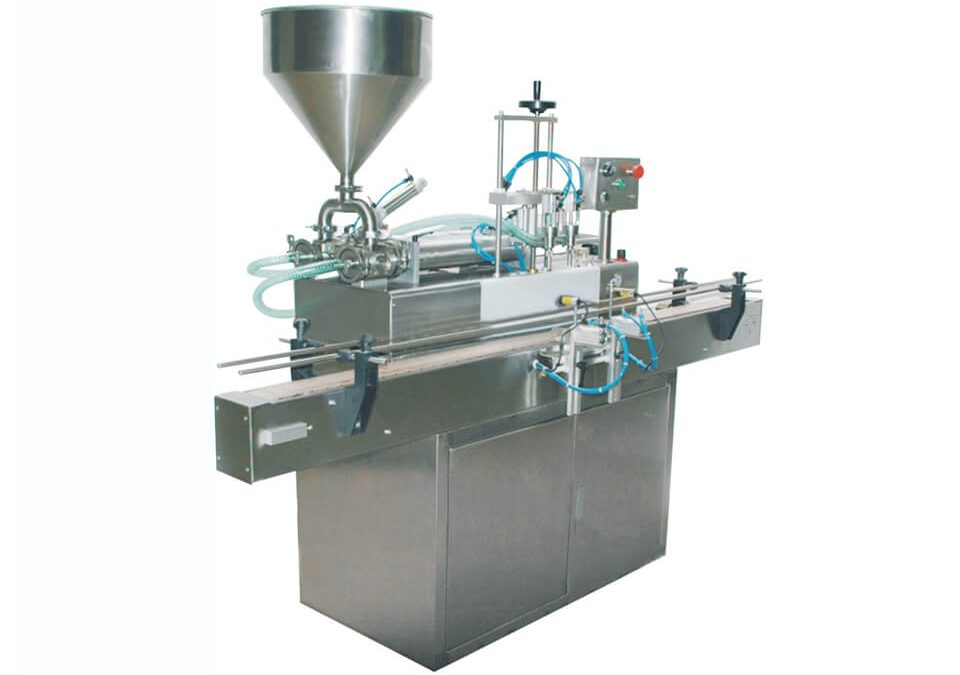 Full-automatic Filling and Capping Machines