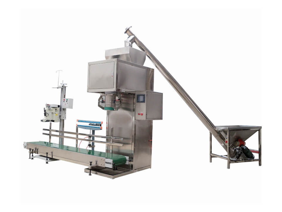 Granule Food Bagging Unit