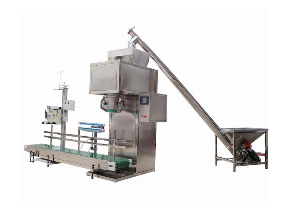 Granule Food Bagging Unit
