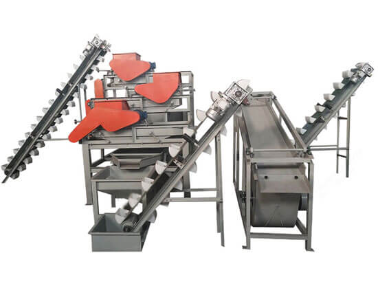High Quality Industrial Automatic Almond Sheller