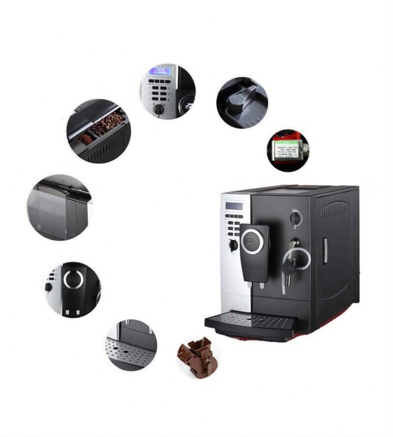 Instant Coffee Machine Features