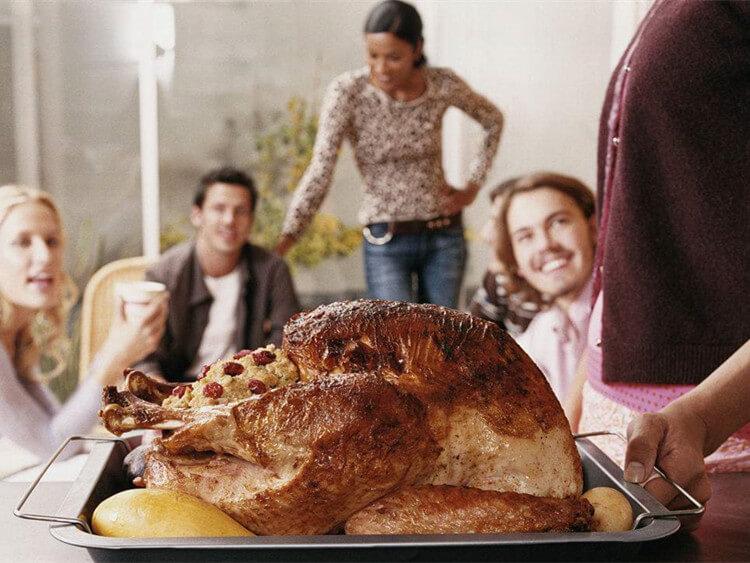 Juicy Thanksgiving Turkey