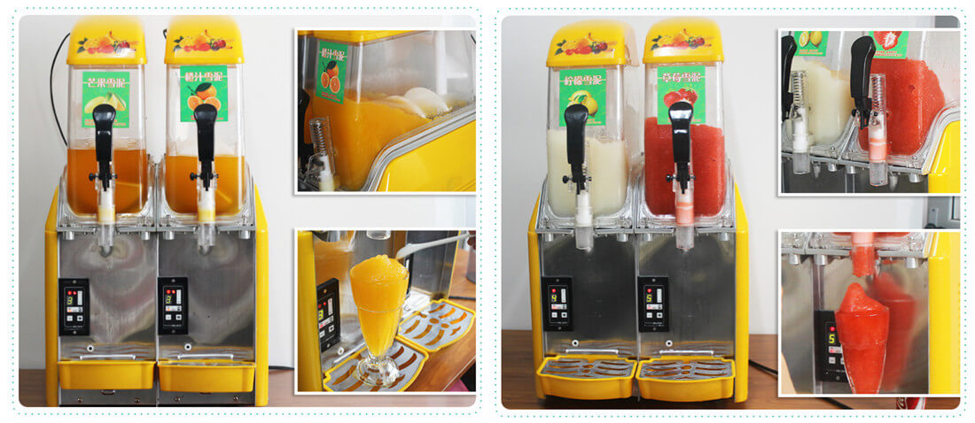 Slush Machine Application