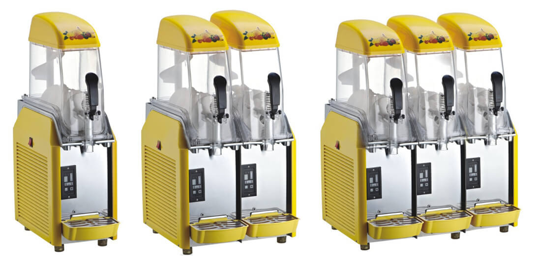 Slush Machine Introduction