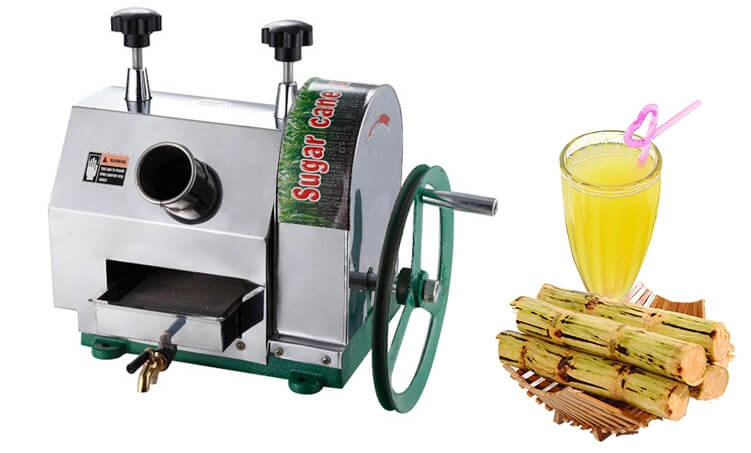 Manual Sugarcane Juice Extractor Make 100 Fresh And Natural Sugarcane Juice