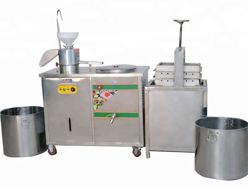 automatic bean curd making machine and soymilk machine