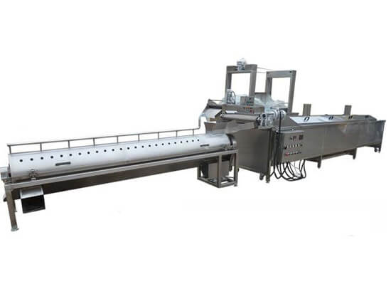 automatic chicken feet peeling line for sale