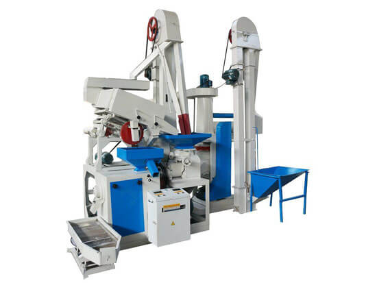 automatic complete sets of rice husker
