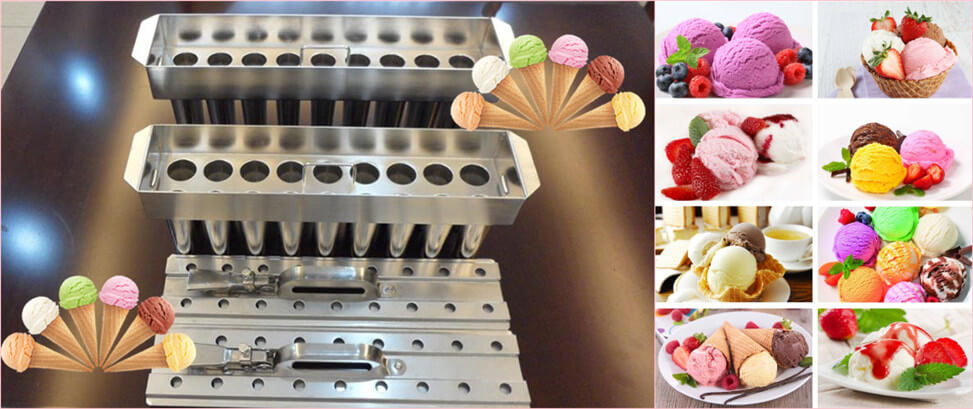 best ice cream mold for forming ideal ice cream