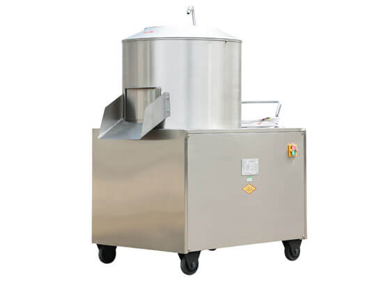 best price potato peeling machine