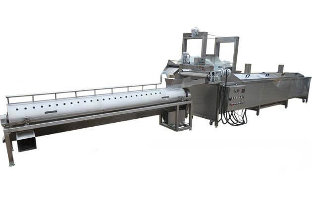 chicken feet processing machines unit