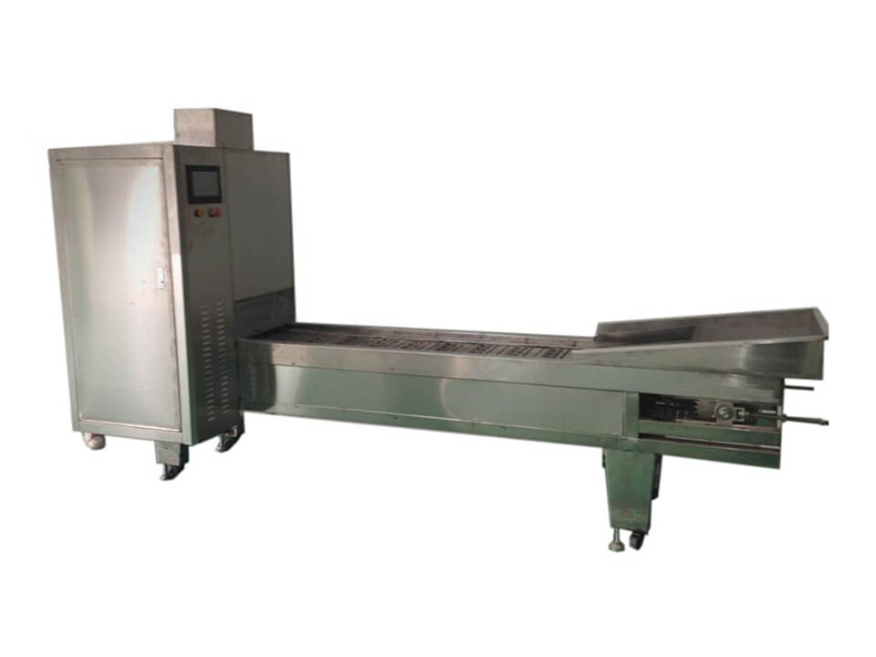 chicken paw cutting machine