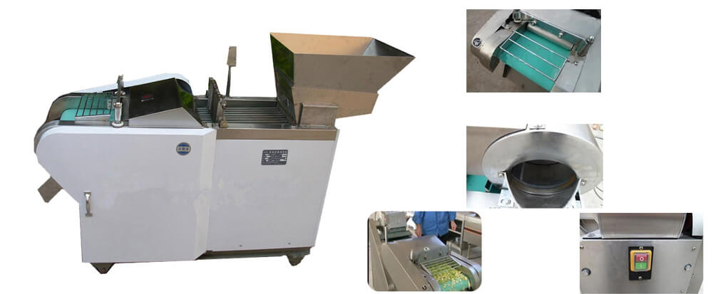 directional vegetable cutting machine