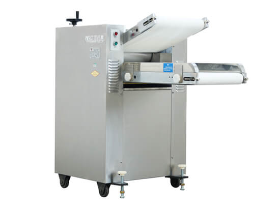 dough sheeter roller machine