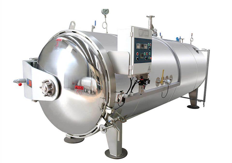 food sterilizer machine