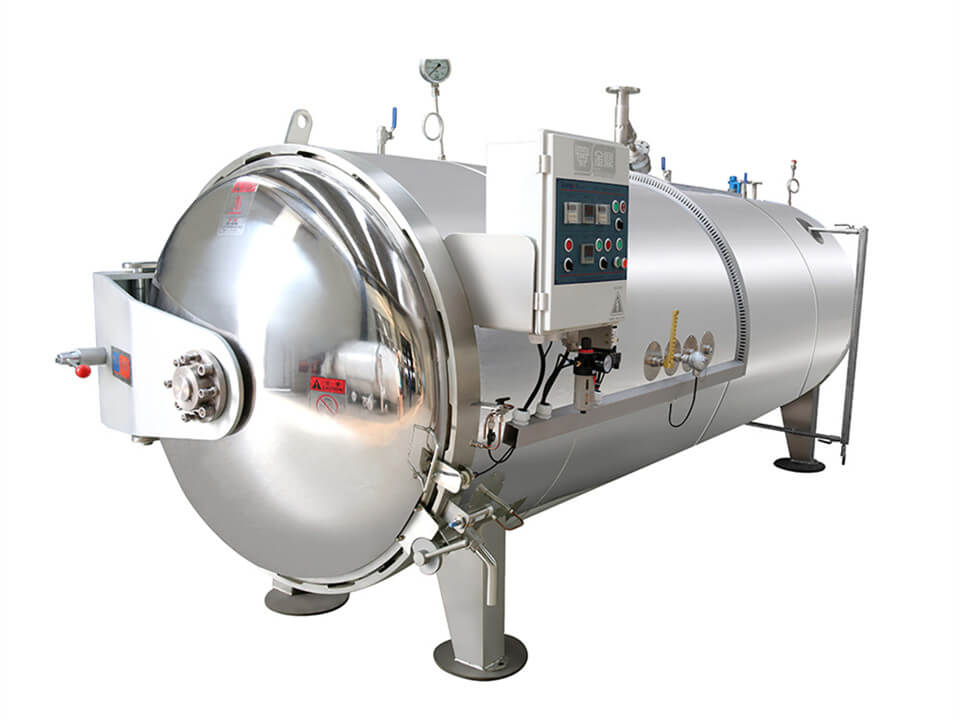 food sterilizer machine