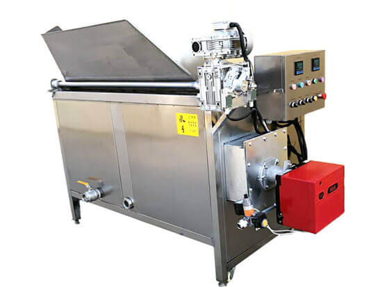 french fry frying machine