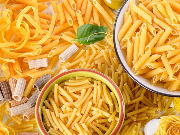 healthy and delicious pasta