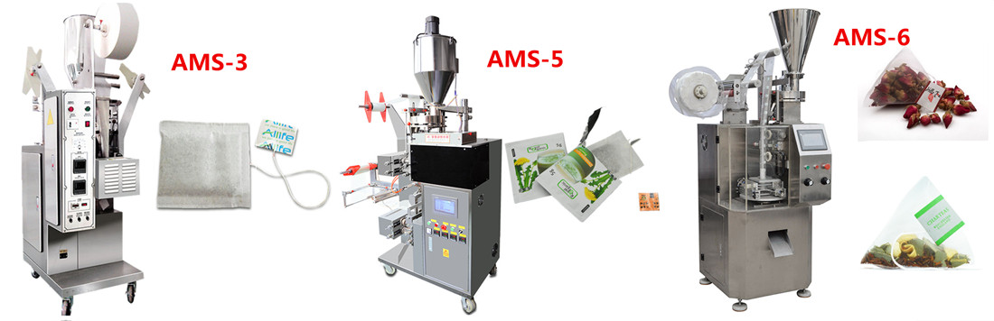 high quality tea bag packer machine types