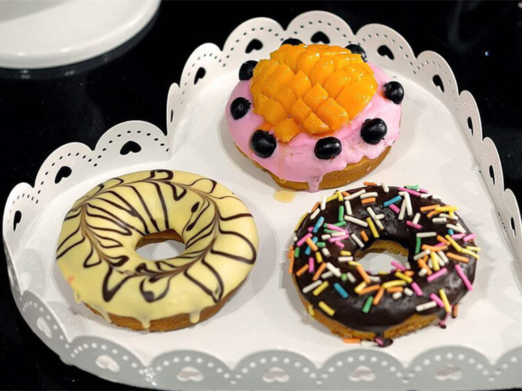 how to make donut