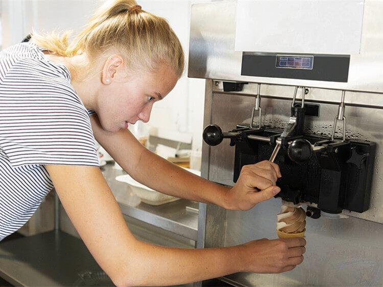 ice cream machine prospect