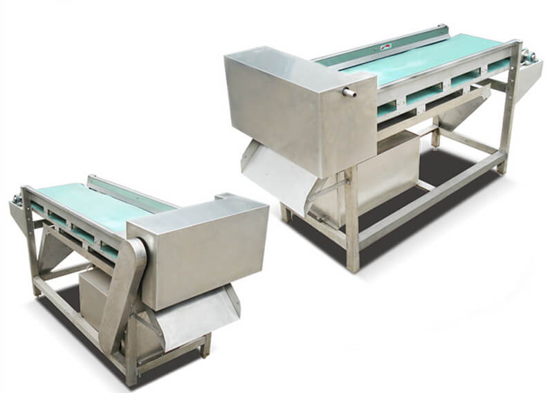 industrial mushroom cutting machine