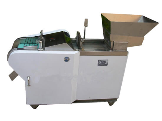 industrial vegetable cutting machine