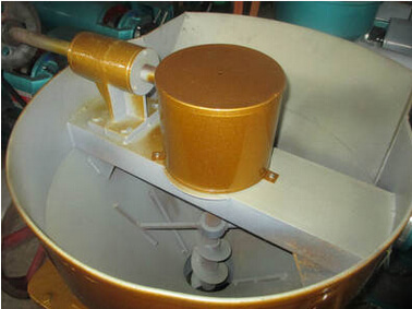 inlet of screw oil press