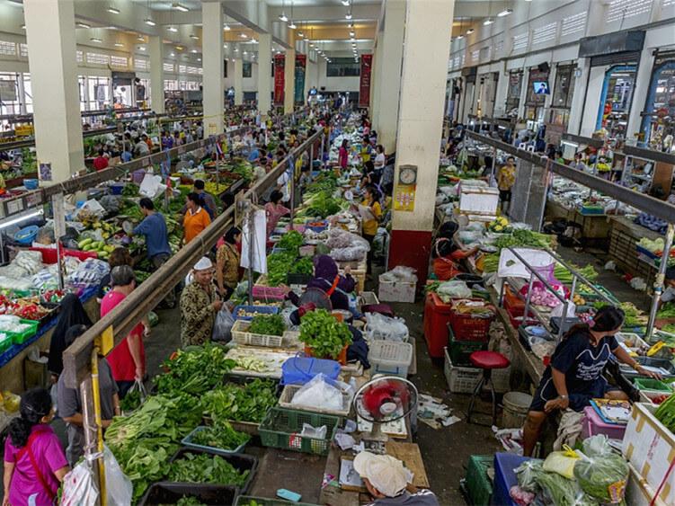 international vegetable market