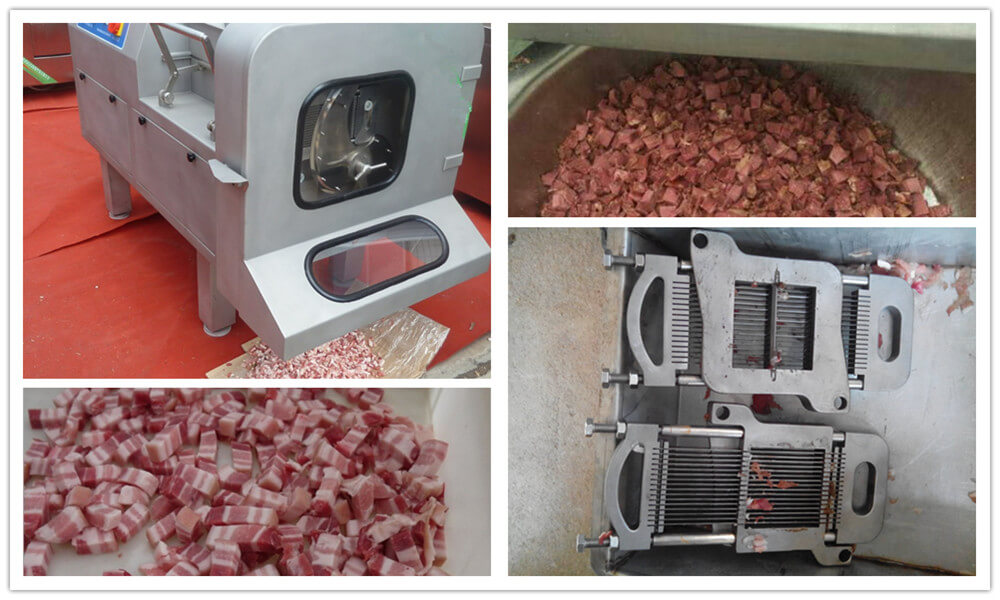 meat cuber machine applications