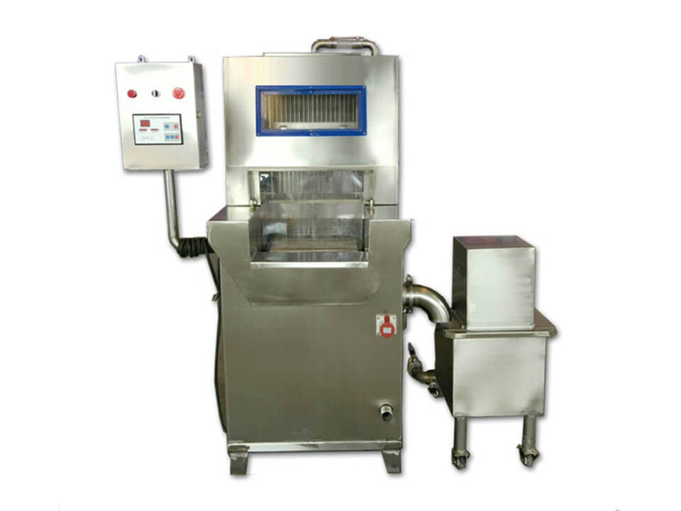 meat injector machine