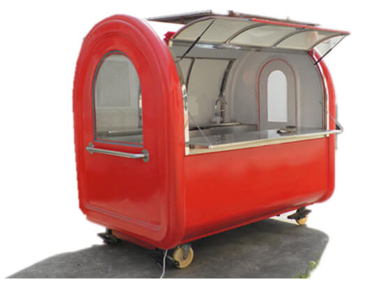 mini food cart for sale