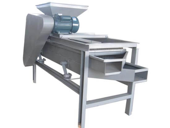 palm nut cracking machine