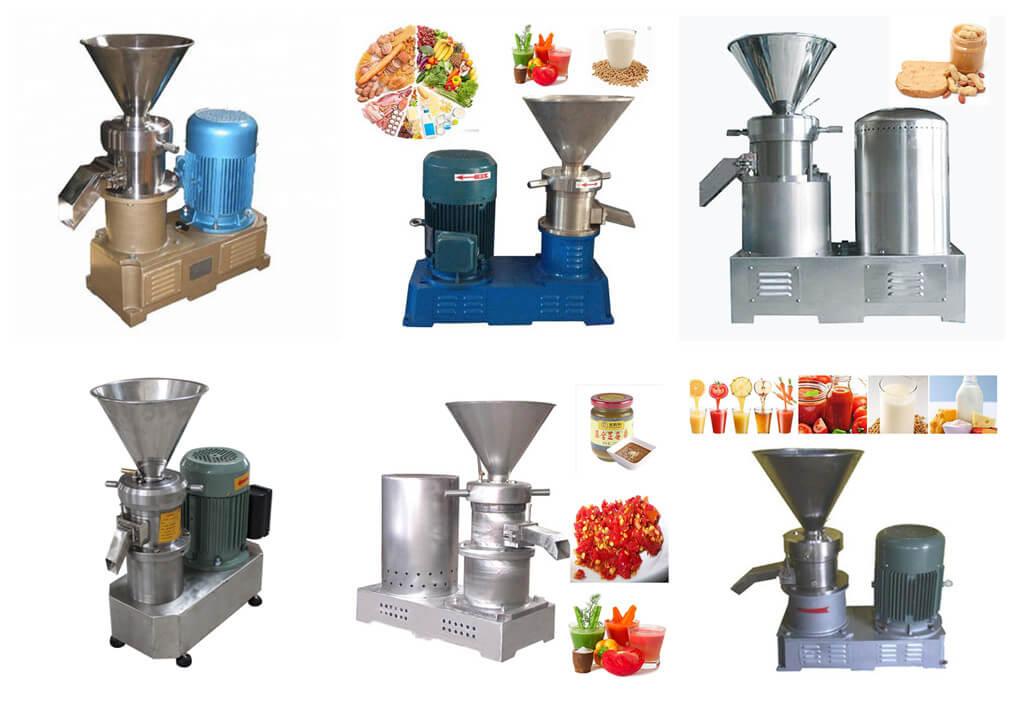 paste milling machine