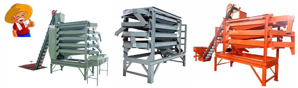 peanut almond kernel grader for commercial use