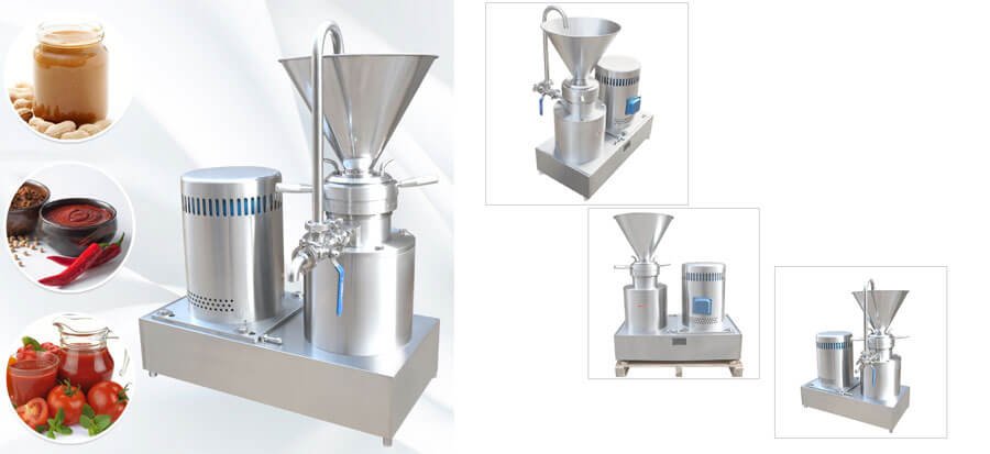 peanut butter making machine with factory price on sale!
