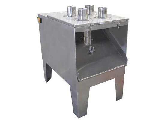 pueraria slicing machine