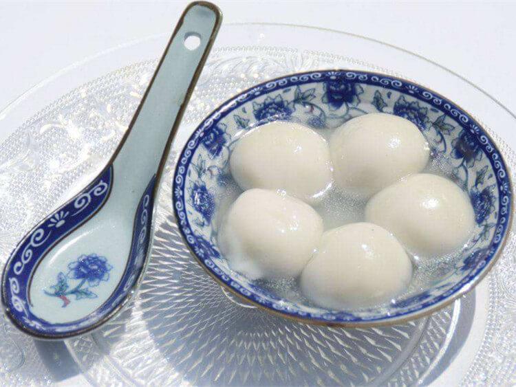 rice glue ball