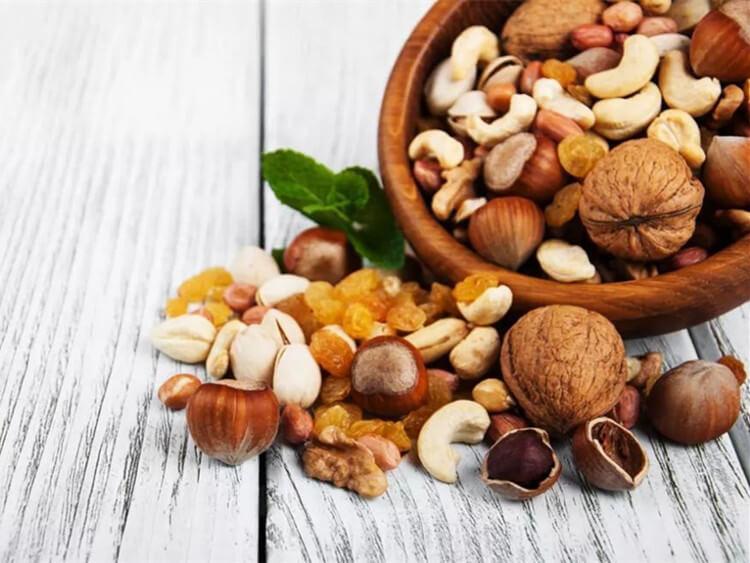 roasted nut